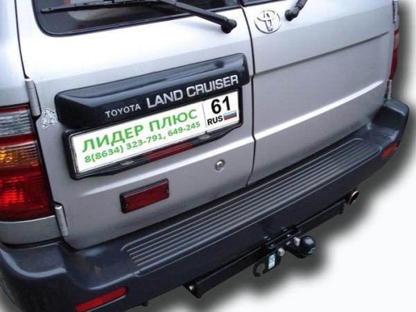 Купить Фаркоп для автомобиля TOYOTA LAND CRUISER 105 (1998-...) T112-FC