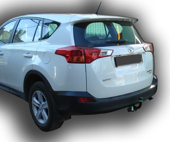 Купить Фаркоп для автомобиля TOYOTA RAV 4 2012-... T116-A