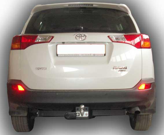 Купить Фаркоп для автомобиля TOYOTA RAV 4 2013-... T116-F
