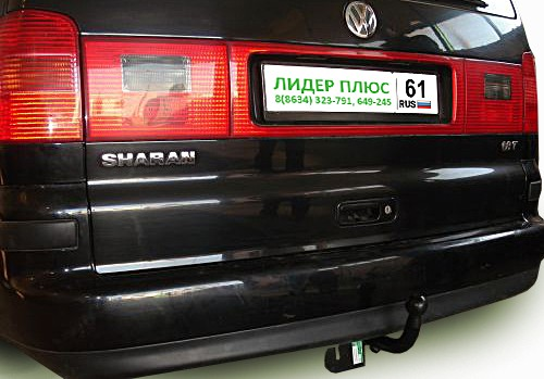 Купить Фаркоп для автомобиля VOLKSWAGEN SHARAN (7M) 2000-2011 V109-A