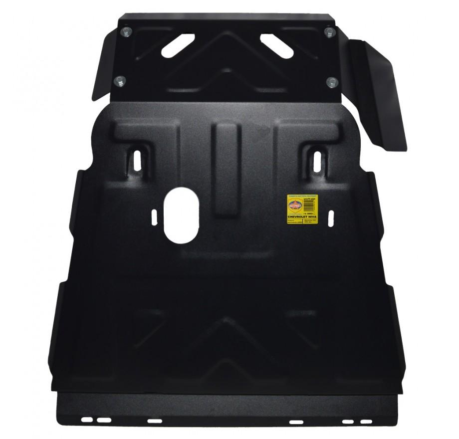 Купить CHEVROLET NIVA (2002-...) - Защита Двигателя и КПП 3мм