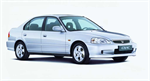Авточехлы для сидений Honda Civic 6 с 1995-2002г. хэтчбек