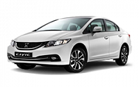 Авточехлы для сидений Honda Civic 9 с 2012-н.в. хэтчбек