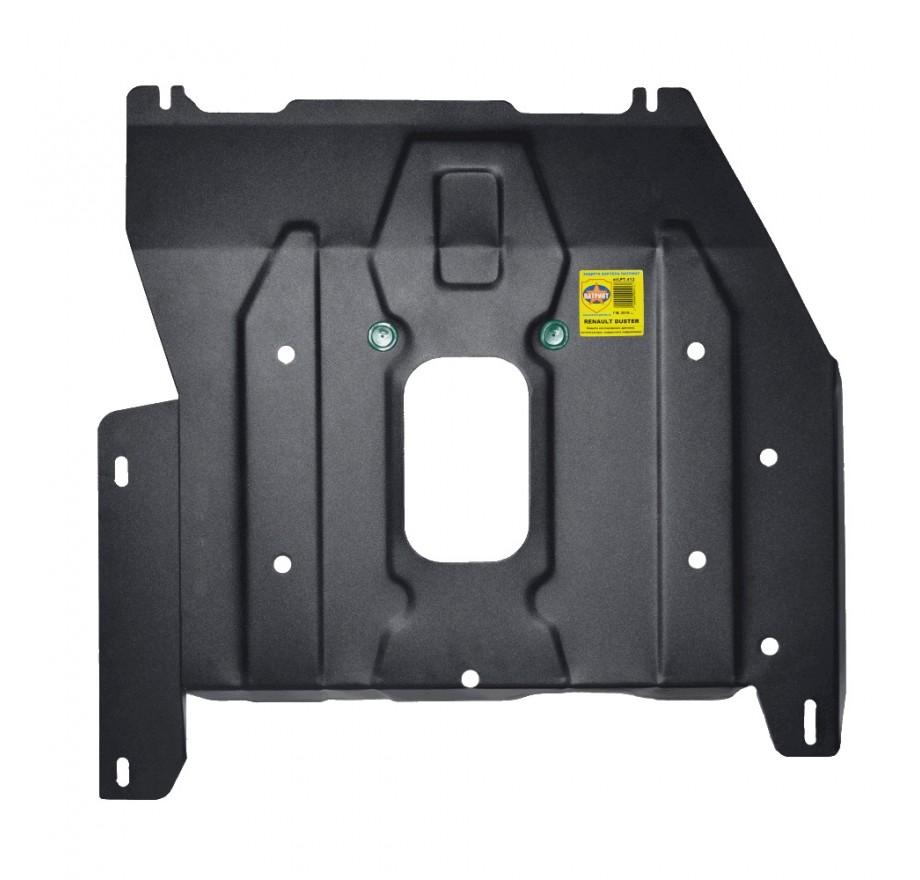 Купить RENAULT DUSTER (сталь; 2015-...; 4WD; бензин) - Защита кислородного датчика