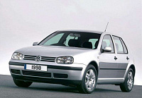 Авточехлы для сидений Volkswagen Golf 4 с 1997-2003г. хэтчбек
