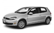 Авточехлы для сидений Volkswagen Golf 6 с 2008-2012г. хэтчбек