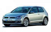 Авточехлы для сидений Volkswagen Golf 7 с 2013-н.в. хэтчбек