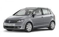 Авточехлы для сидений Volkswagen Golf Plus с 2004-н.в. хэтчбек
