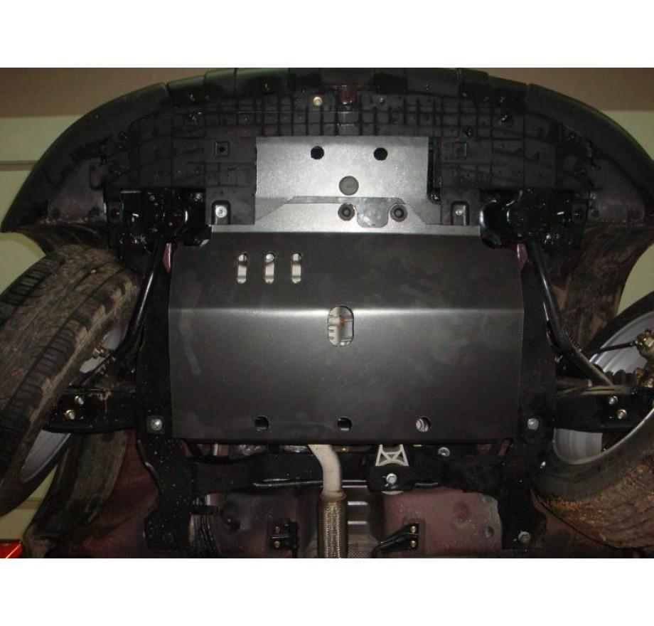 Купить CHERY INDIS (S18) (2011-...) - Защита радиатора