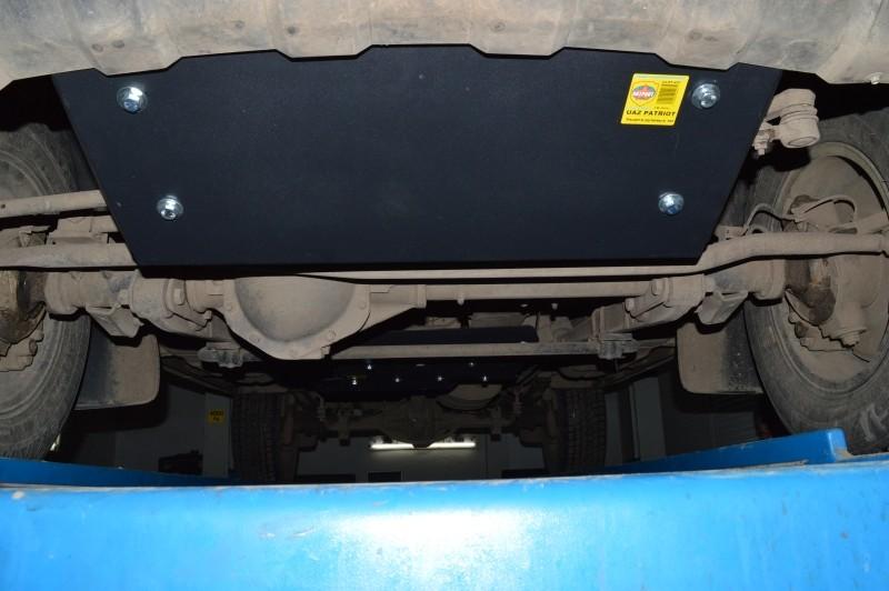 Купить УАЗ PATRIOT (2014-...) - Защита рулевых тяг