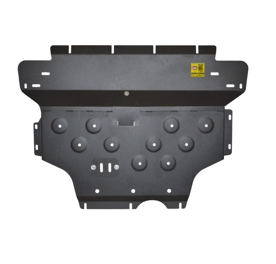 Купить SKODA KODIAQ (2017-...) - Защита картера двигателя и КПП